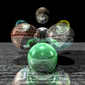 Phong+Reflection+Refraction+NormalMapping+SphereTextures